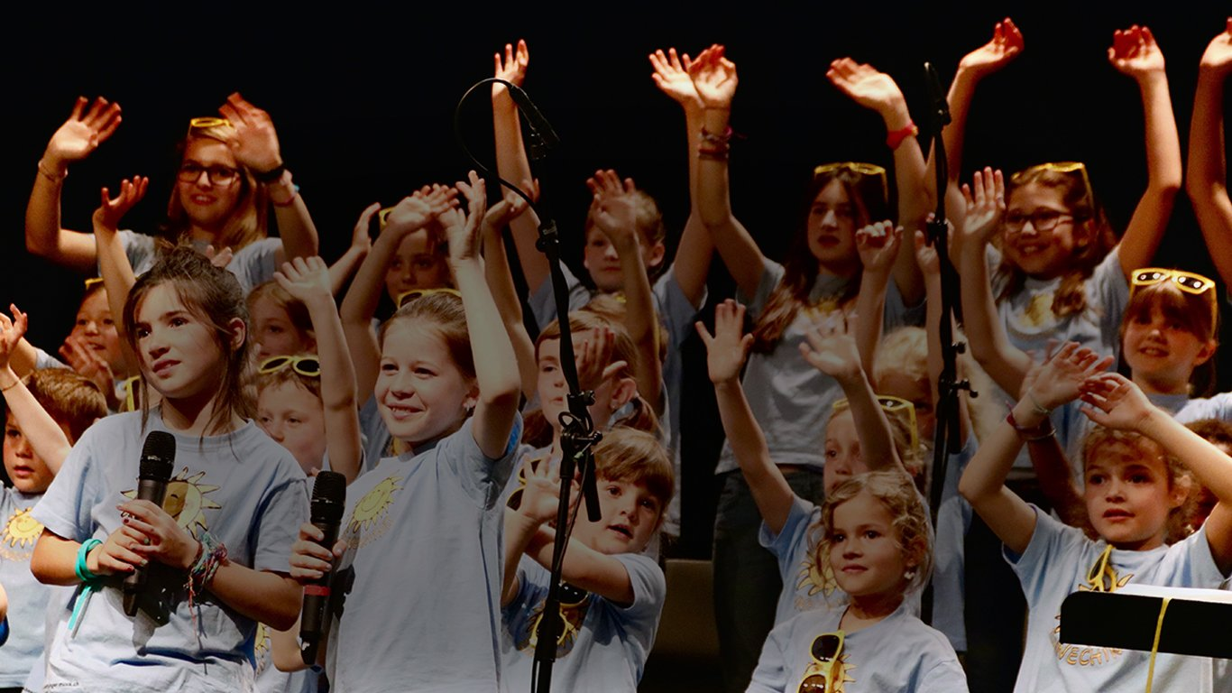Kinderchor «Sunechind»
